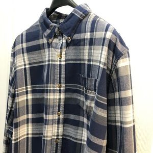 👕2For$50👕Chaps Long Sleeve Flannel